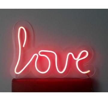 Love Neon - Decoração