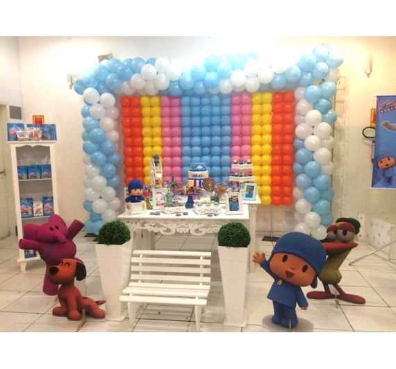 Kit Displays Pocoyo