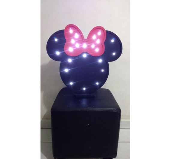 Luminoso Piscante Minnie