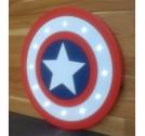 Luminoso Capitão América