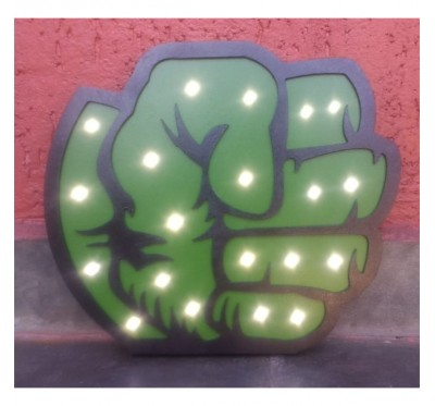Luminoso Hulk