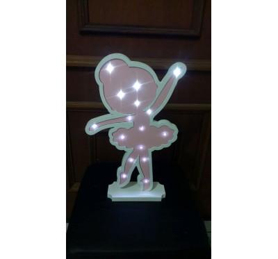 Luminoso Bailarina